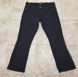 Old Navy Jeans - Old Navy Good Condition Black Boot Cut Jeans